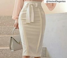 Future Clothes, Princess Wedding Dresses, Office Dresses, Fashion Sewing, Business Outfits, Skirt Outfits, Couture Fashion, Beautiful Dresses, High Waisted Skirt