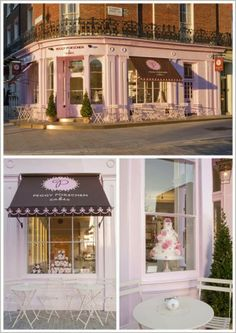 Vintage Bakery Decor
