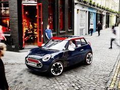 To know more about MINI Cooper 2012 MINI ROCKETMAN CONCEPT, visit Sumally, a social network that gathers together all the wanted things in the world! Featuring over 145 other MINI Cooper items too! Mini Countryman, Mini Clubman, Mini Coopers, Bmw X3, London 2012 Game, Toyota, Automobile, Mini Car, Mini Mini