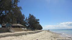 Praia de Vilanculos, Provincia de Inhambane, sul de Mocambique