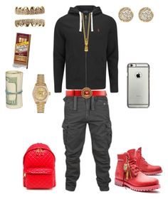 """""""((Studio Time) ~Dre Savage"""" by leonar-287 ❤ liked on Polyvore featuring interior, interiors, interior design, home, home decor, interior decorating, Polo Ralph Lauren, G-Star, Rolex and Jamie Wolf"""