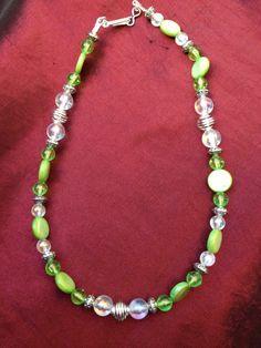 For the Love of the Irish Handmade Necklace by ReprievesCorner, $12.99
