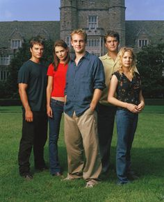 Dawson's Creek...I miss you. I watched this every afternoon for I-don't-even-know-how-many years.