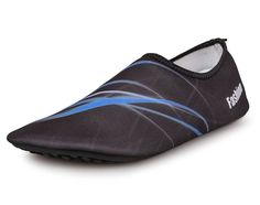 DADAWEN Men's Women's Water Skin Shoes Aqua Socks for Beach Swim Surf Yoga Exercise >>> Visit the image link more details.