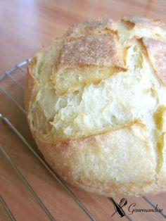 Gourmandise Pão de mandioca e fermento natural