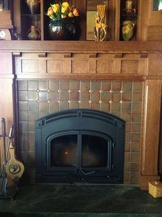 491 Best Craftsman Fireplace Images Craftsman Fireplace