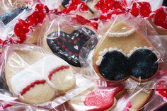 Valentine's Sugar Cookies – Rated G, PG, & PG-13
