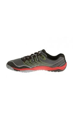 Merrell Trail Glove 3 Shoes Grey/Red #hiking #adventure
