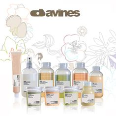 Davines   Davines was founded in 1982 in Parma Italy. Davines shampoo, Davines conditioner and Davines styling products are scientifically engineered with all natural ingredients making it environmently friendly and great for your hair. Davines uses only renewable energy sources in their laboratories.