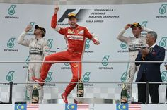 Sebastian Vettel Pushes his Name into the Title Race (By Fiach Caffrey) http://worldinsport.com/sebastian-vettel-pushes-his-name-into-the-title-race/
