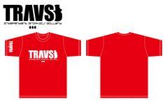 TRAVS 8 T-shirt No,03 by SVART  60$