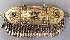 Uzbek headdress ornament