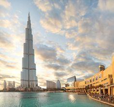 Burj Khalifa in Downtown