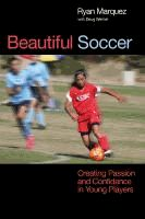 This book explores the role of coaches and parents, emphasizes the importance of team identity and a team mindset, and presents the necessary foot skills to help young soccer players both perform better and have more fun. Moreover, this book advocates a soccer culture free from the fear of failure; instead players, coaches, and parents are encouraged to foster confidence, passion, creativity, and the desire to try and keep trying.--Publisher.