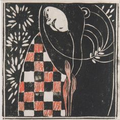 Dancer, 1903 - Koloman Moser
