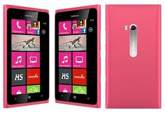 NOT EATING THE MARSHMALLOW QUITE YET! wooooooooo PINK LUMIA 900. Was going to buy the glossy white version but have decided to hold out for this one to release in May. :)