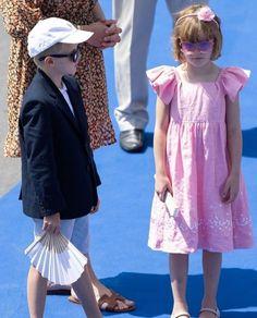 Prince Albert Of Monaco, 6 Year Old, Royals, Children, Kids, Shirt Dress, Summer Dresses, Princess, Europe