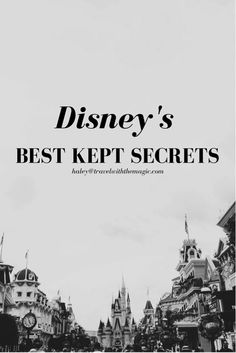 From the magic of meeting your favorite characters, to the smallest little detail in attraction décor, Disney is never short on making magic happen no matter where you are in the parks! Here are a few of my must-do's every trip that are little known… but not for long, now that I'm sharing my four …