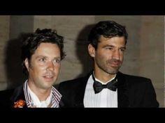Rufus Wainwright Weds Longtime Partner Jorn Weisbrodt In Montauk Ceremony - YouTube