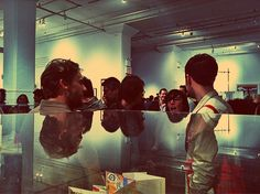 EVERY EXIT IS AN ENTRANCE & COLLECTIVE PERFORMATIVE Opening Reception :: Exit Gallery :: 3.23.12 :: NYC