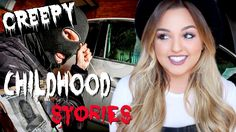 MY CREEPY CHILDHOOD EXPERIENCES | STORY TIME