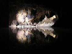 Saalfeld Caves, Erfurt, Germany