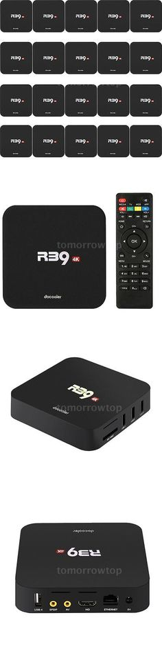 TV Video and Home Audio: 20X R39 Rk3229 Quad Core Android 6.0 4K Smart Tv Box 16.1 Wifi Hevc Media 8Gb -> BUY IT NOW ONLY: $493.95 on eBay!