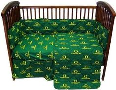 Oregon ducks themed nursery!