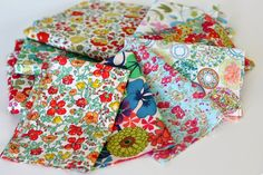 Diary of a Quilter - a quilt blog: Liberty of London + Liberty fabric giveaway