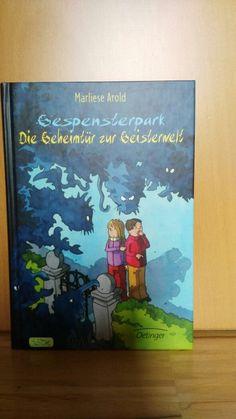 Gespensterpark, Die Geheimtür zur Geisterwelt für 3,50 € in Regenstauf