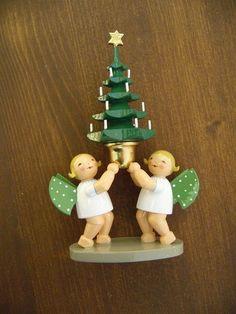 Wendt und Kühn, Engelpaar mit Baum | eBay