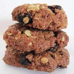 Oatmeal Raisin Gluten-Free & Vegan Cookies – The Starving Anthropologist