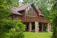 Sold this gorgeous log cabin in just months!