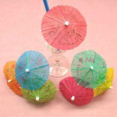 drink parasol umbrella