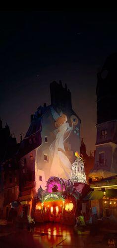 The Art Of Animation, Aurélien Predal