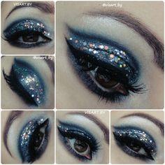 Вечерний макияж глаз с палеткой Bad Girl от Sleek #mua #makeupartist #makeupideas #makeup #makeupeyes #makeupaddict #makeupmafia #flawless #glamour #mascara #sleekbadgirl #badgirl #sleek #ardell #bbloggers #bblog #макияж #макияжглаз #визаж #вечерниймакияж #красивыймакияж #визажист #макияждлясебя #макияждляфотосессии #макияждня #макияжминск #визажистминск #новогодниймакияж #праздничныймакияж #бьютиблоггер www.visart.by