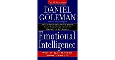 Everyone knows that high IQ is no guarantee of success, happiness, or virtue, but until Emotional Intelligence, we could only guess why. Good Books, Books To Read, Limbic System, Short Essay, Success, Psychology Books, It's Meant To Be, Self Awareness, Verse