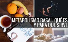El metabolismo basal es sencillamente el gasto mínimo de energía que tiene el cuerpo para poder funcionar, es lo que necesita cada célula para existir..