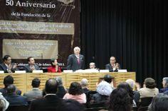 SMGE TIJUANA.- Ceremonia  Solemne de Celebración del 50 Aniversario de su Fundación. Presentación del Lic. Julio Zamora Bátiz, Presidente de la Junta Directiva Nacional de la Sociedad Mexicana de Geografía y Estadística.