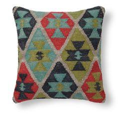 Bold Kilim Bursa Pillow