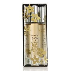 Trish McEvoy Pocketable Fragrance Sexy 9 Blackberry & Vanilla Musk. Create unforgettable scent memories with the seductive scent of Trish's Sexy 9 Blackberry & Vanilla Musk in Trish's coveted 6 ml rollerball design. The deliciousness of No. 9 infused with the intoxicating scent of Amazon lilies, patchouli and warm amber.