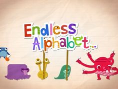 Great app for preschoolers!  Our boy LOVES it!  :) Endless Alphabet iPad app