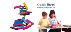 gleich ob Mädchen oder Junge, Schulanfänger oder Gymnasiast: der sitting cool. Kinderstuhl kann an alle Wünsche angepasst werden!