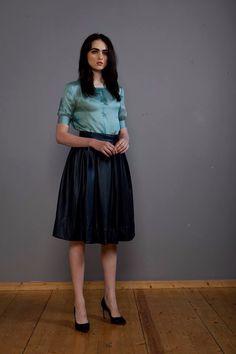Skirt & top also @ Olivia Danielle Midi Skirt, Skirts, Tops, Fashion, Moda, Midi Skirts, Fashion Styles, Skirt