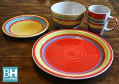 Santa Fe Dinnerware from BrylaneHome
