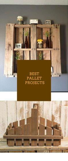 Pallet Crafts, Diy Pallet Projects, Pallet Ideas, Diy Home Decor Projects, Diy Projects To Try, Decor Ideas, Project Board, Diy And Crafts, Cabin