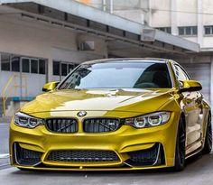 Dream BMW | Gold BMW | Custom BMW | BMW | Bimmer | car | dream car | car photography | sheer driving pleasure | drive | Schomp BMW