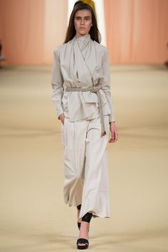 """Enduring love for Hermès #PFW SS'15 """"Another kind of sailor"""""""