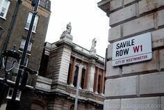3 de Saville Row, Londres