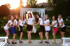 La Nunta prietenei mele:  Bride to be: http://www.tshirt-factory.ro/burlaci-si-burlacite/bride-to-be_5500/ Team Bride: http://www.tshirt-factory.ro/burlaci-si-burlacite/team-bride_5503/  #bridetobe #teambride #tricouri